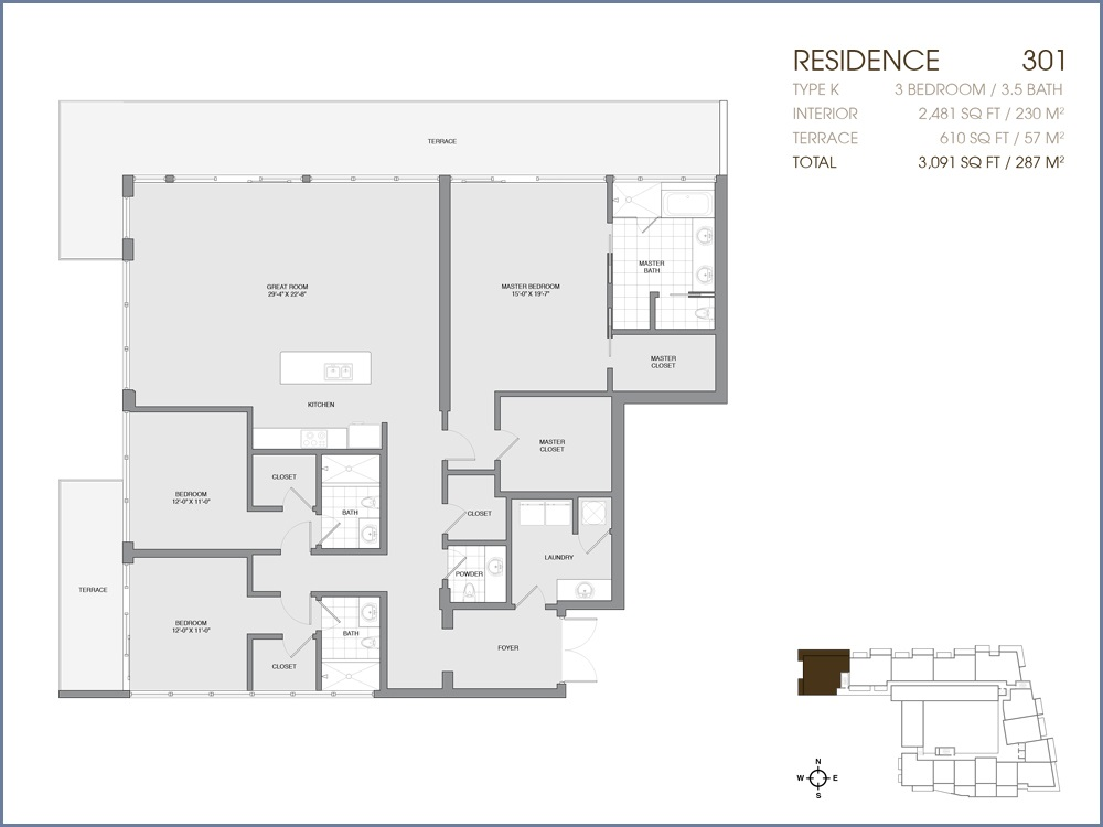 Palau Sunset Harbour - Floorplan 8