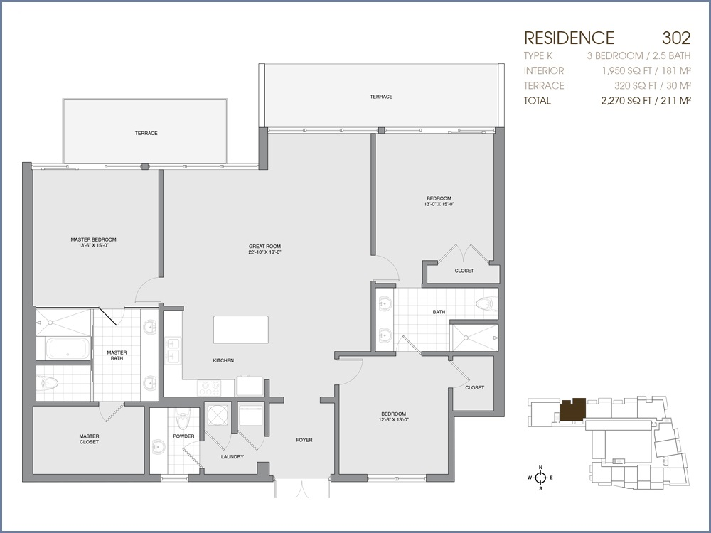 Palau Sunset Harbour - Floorplan 9
