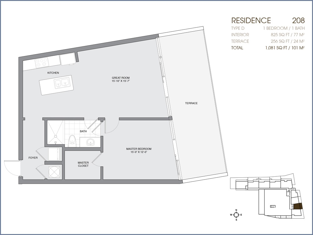 Palau Sunset Harbour - Floorplan 10