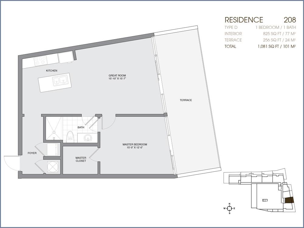 Palau Sunset Harbour - Floorplan 10