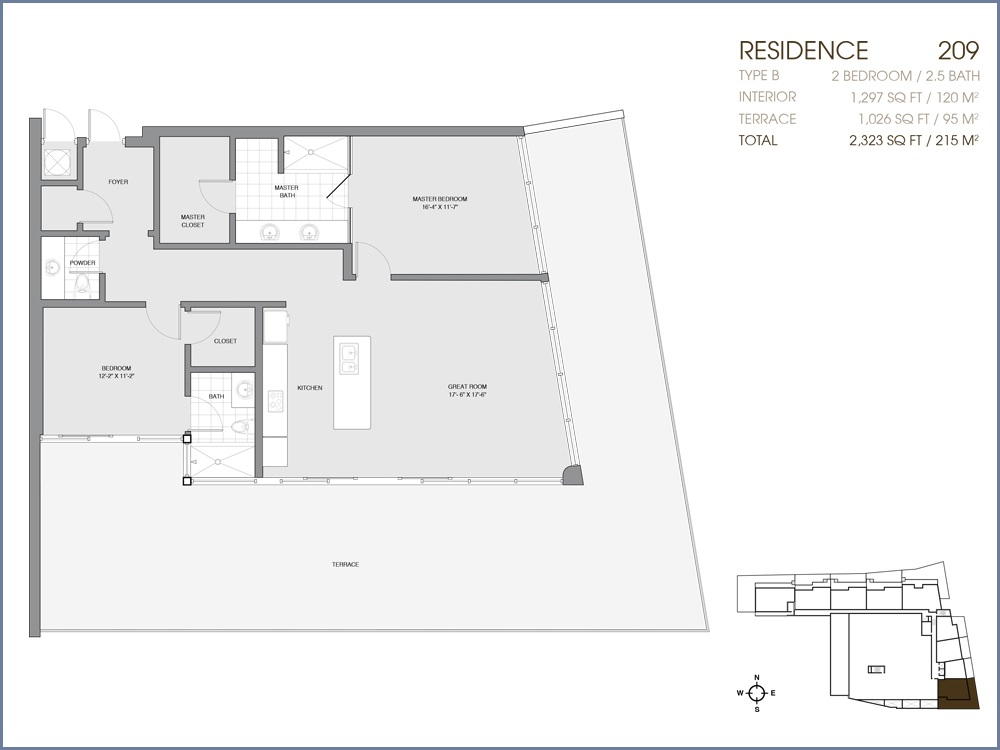Palau Sunset Harbour - Floorplan 11