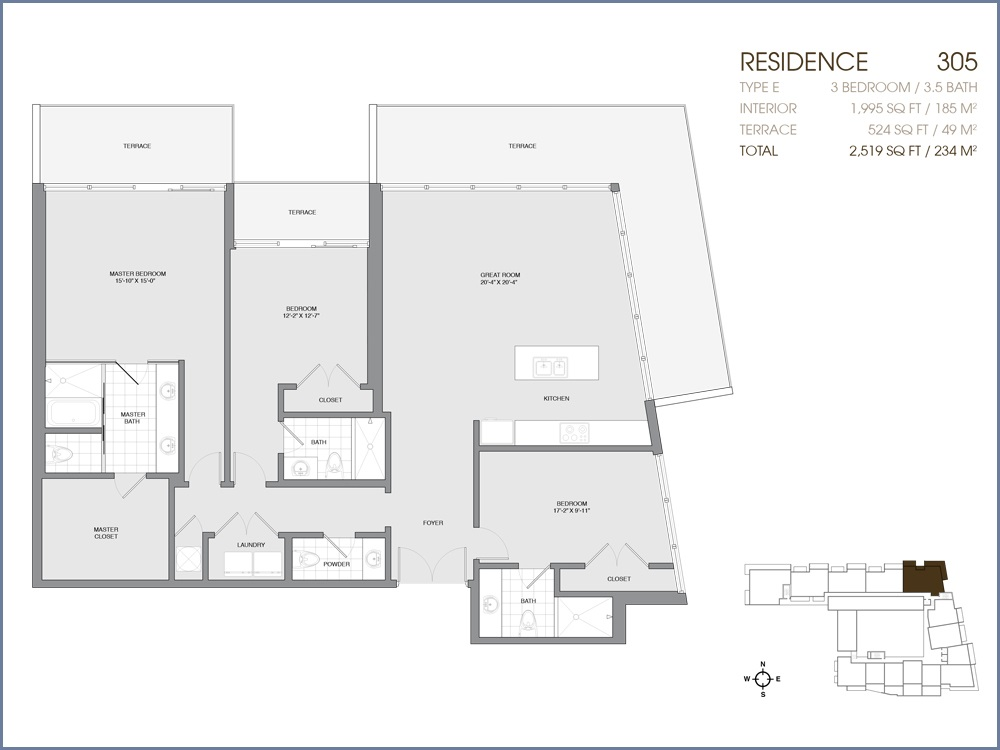 Palau Sunset Harbour - Floorplan 12