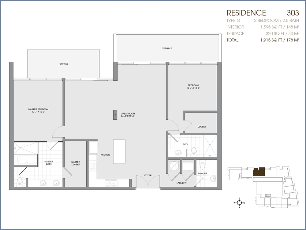 Palau Sunset Harbour - Floorplan 15