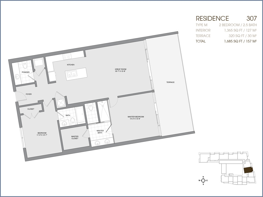 Palau Sunset Harbour - Floorplan 16