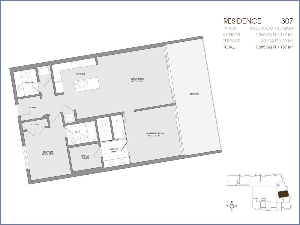 Palau Sunset Harbour - Floorplan 16