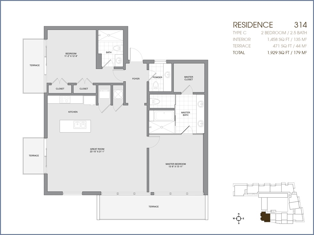 Palau Sunset Harbour - Floorplan 20