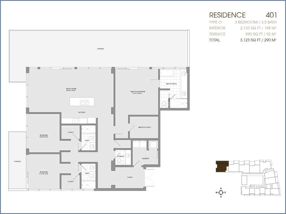Palau Sunset Harbour - Floorplan 23