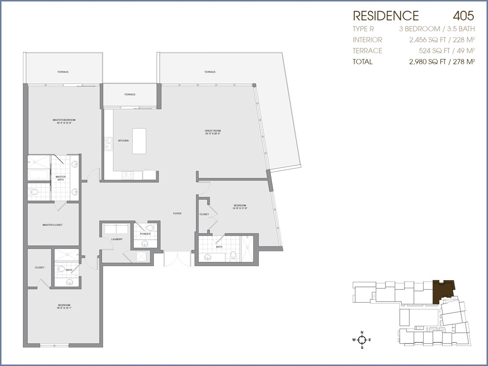 Palau Sunset Harbour - Floorplan 26