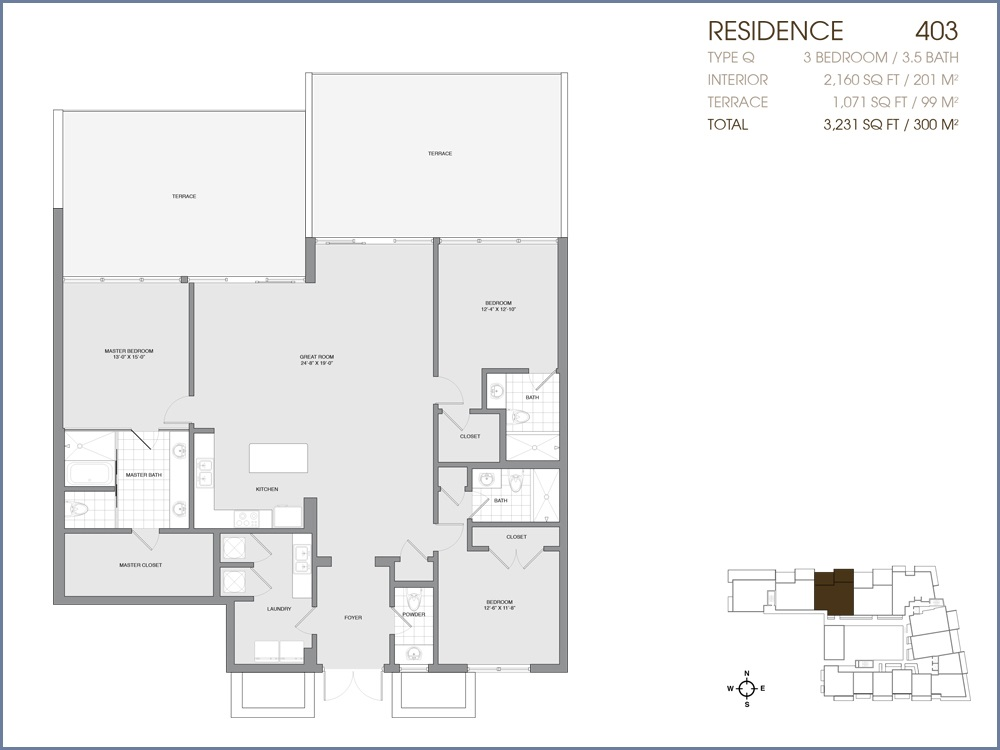 Palau Sunset Harbour - Floorplan 27