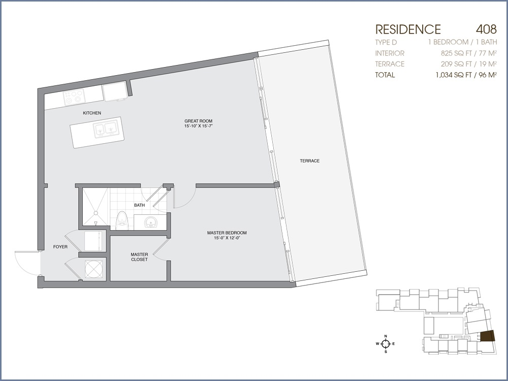 Palau Sunset Harbour - Floorplan 28