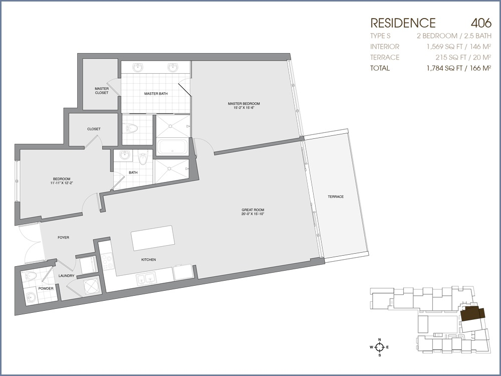 Palau Sunset Harbour - Floorplan 30