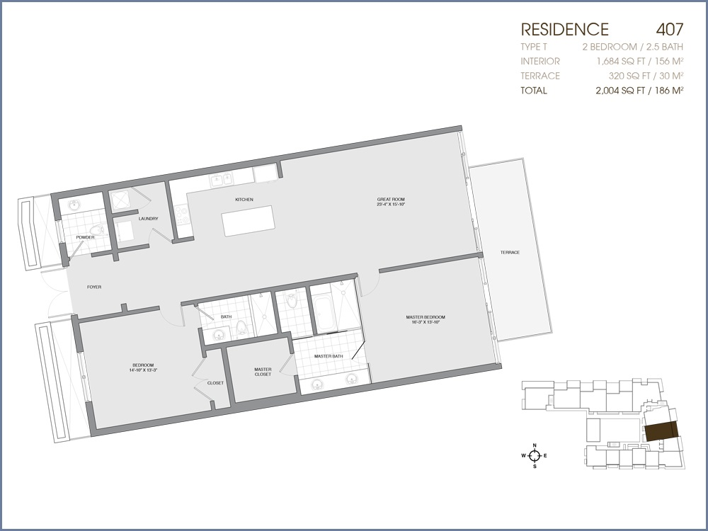 Palau Sunset Harbour - Floorplan 31