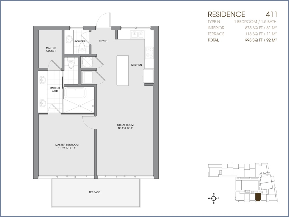 Palau Sunset Harbour - Floorplan 32