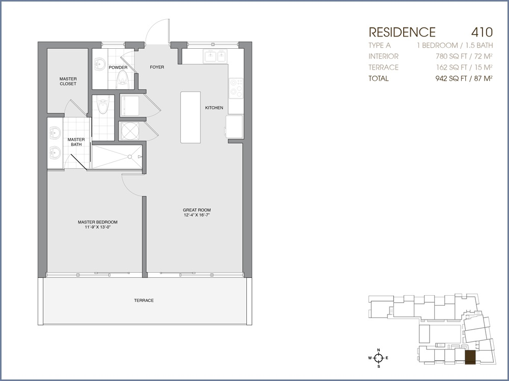 Palau Sunset Harbour - Floorplan 33