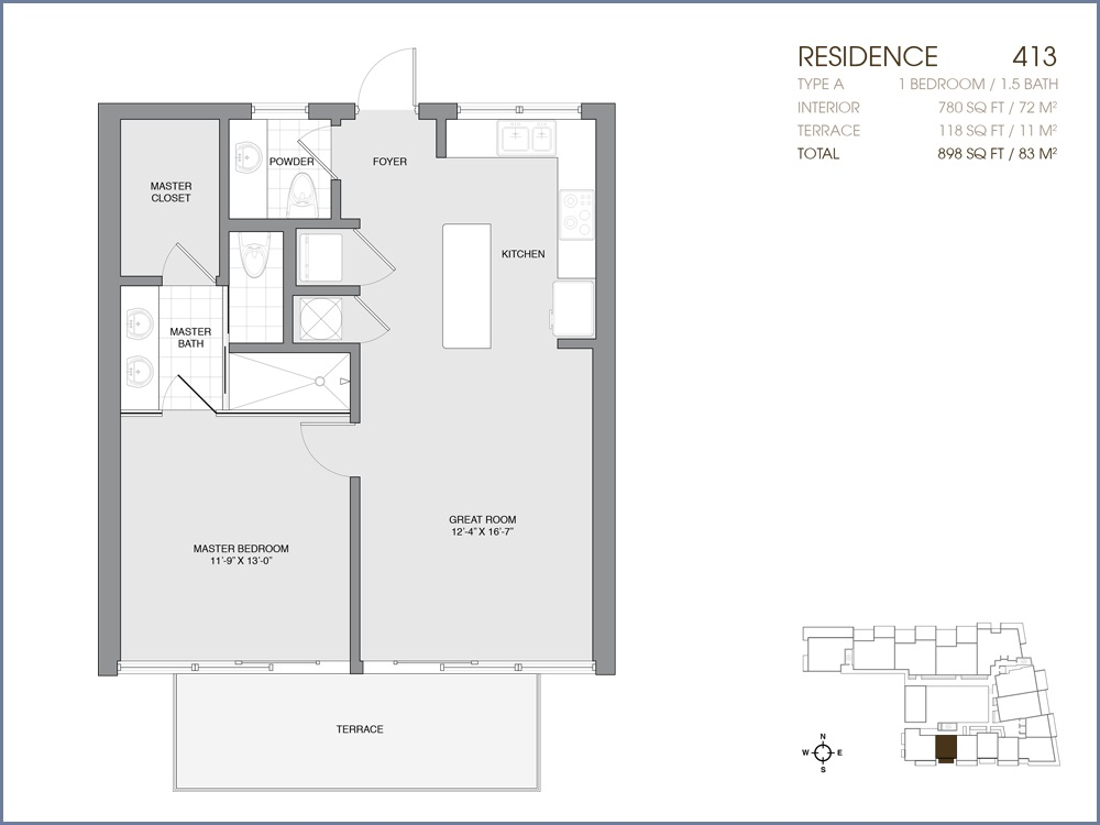 Palau Sunset Harbour - Floorplan 34