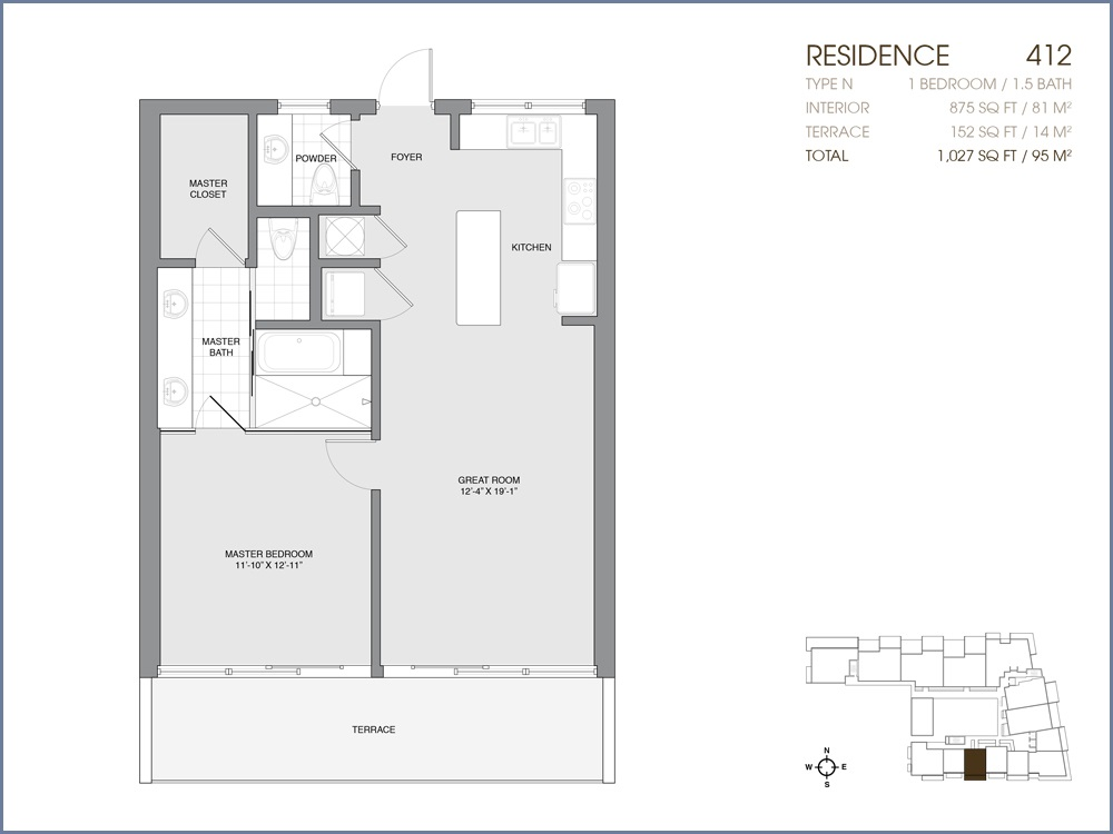 Palau Sunset Harbour - Floorplan 36
