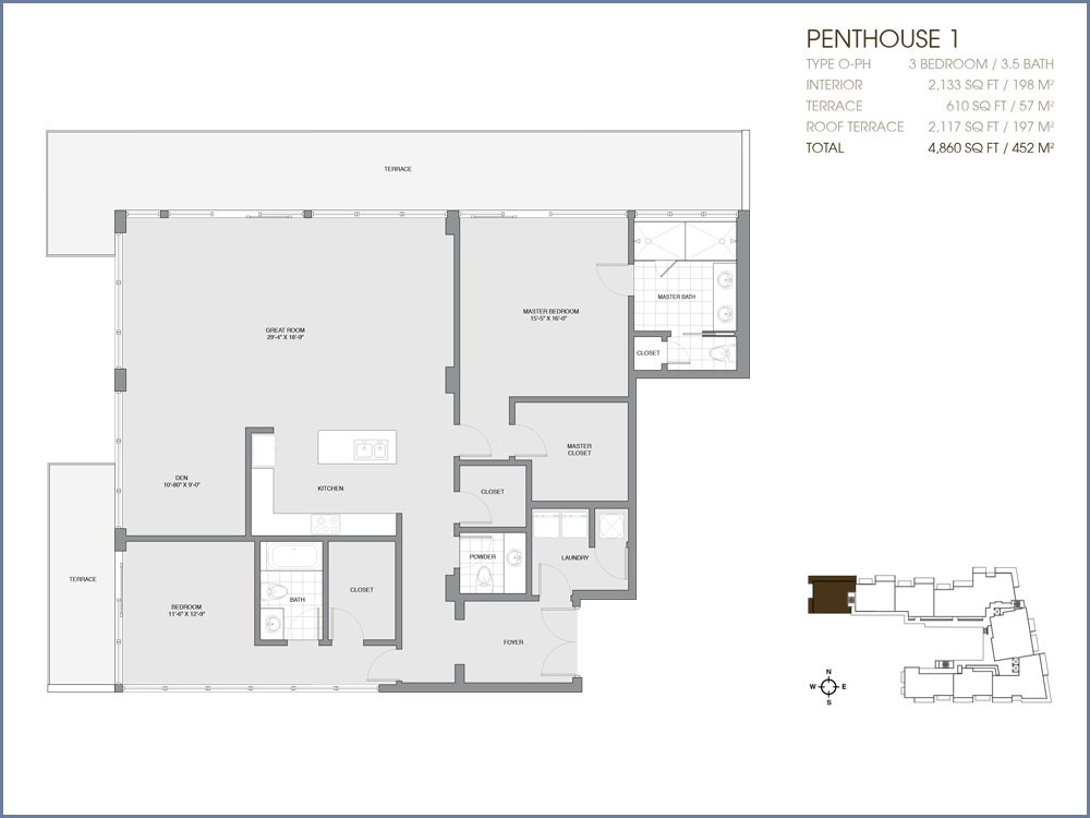 Palau Sunset Harbour - Floorplan 37