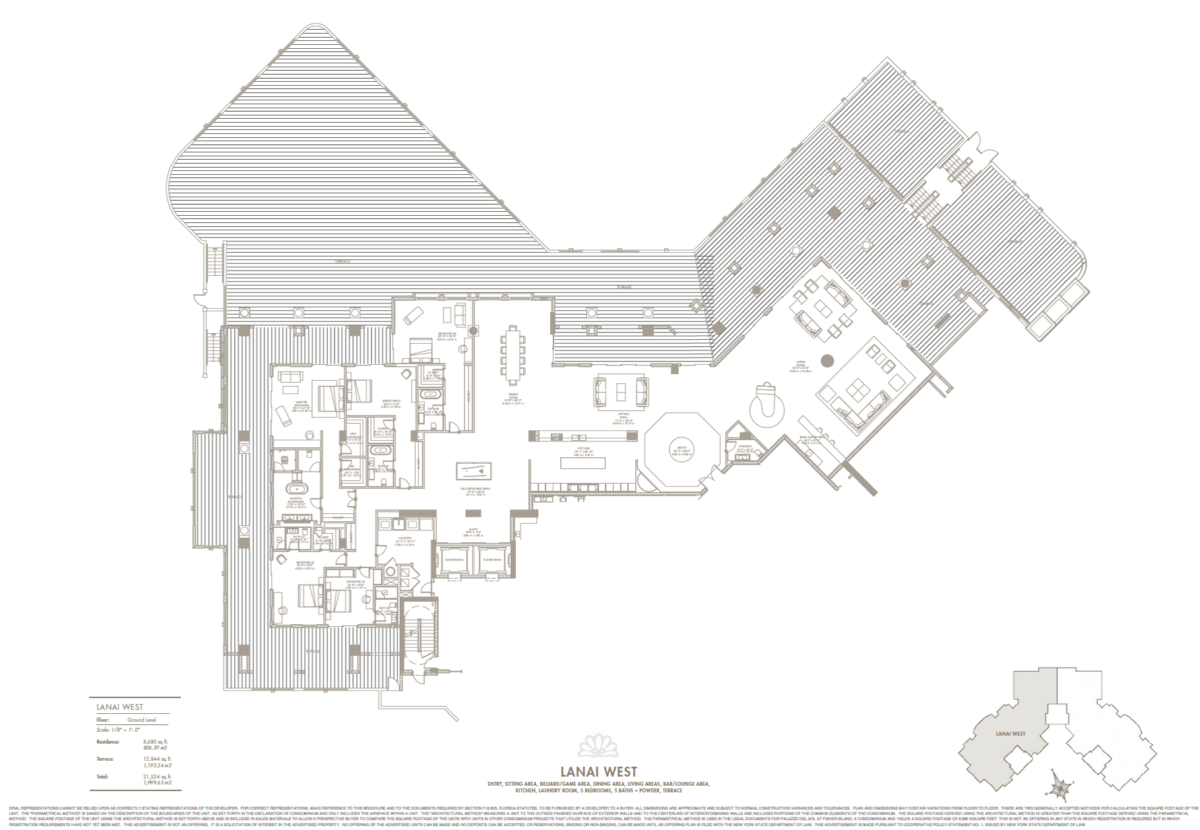 Palazzo Del Sol - Floorplan 7
