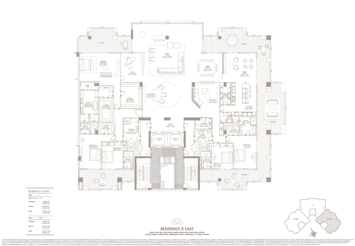Palazzo Del Sol - Floorplan 9