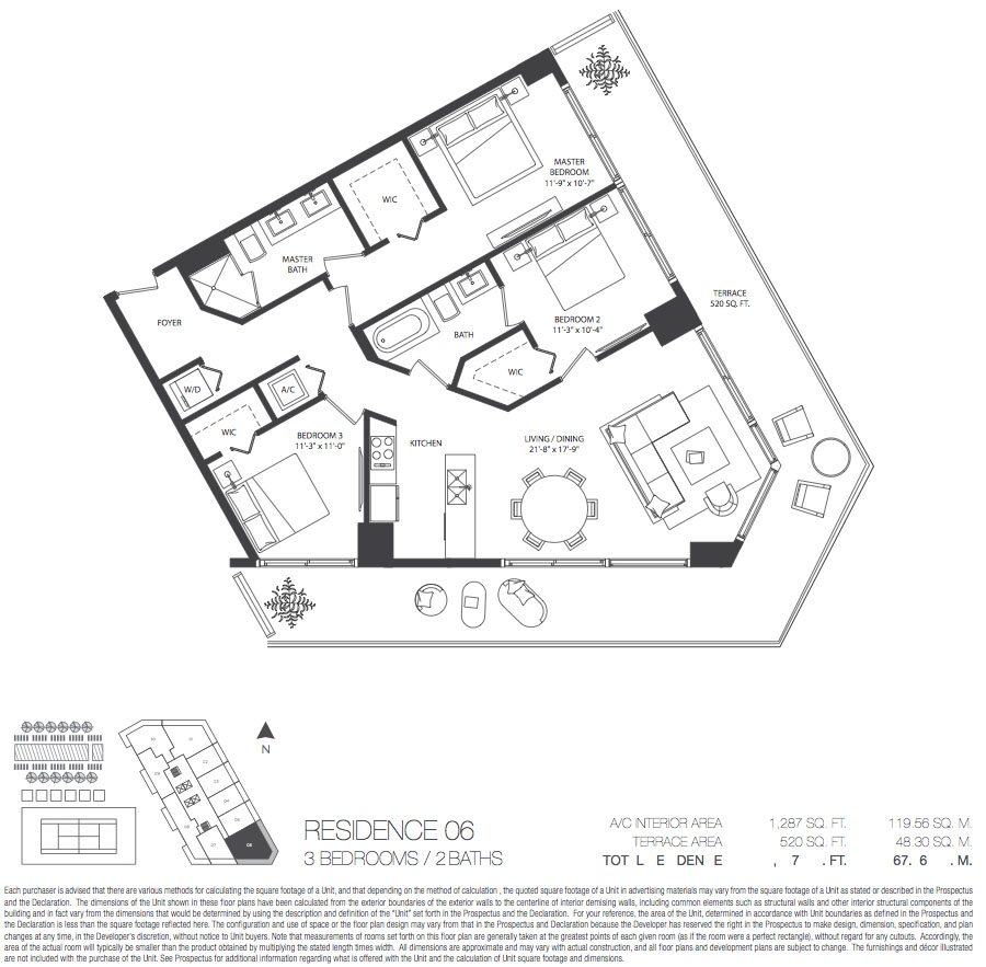 Paraiso Bayviews - Floorplan 2