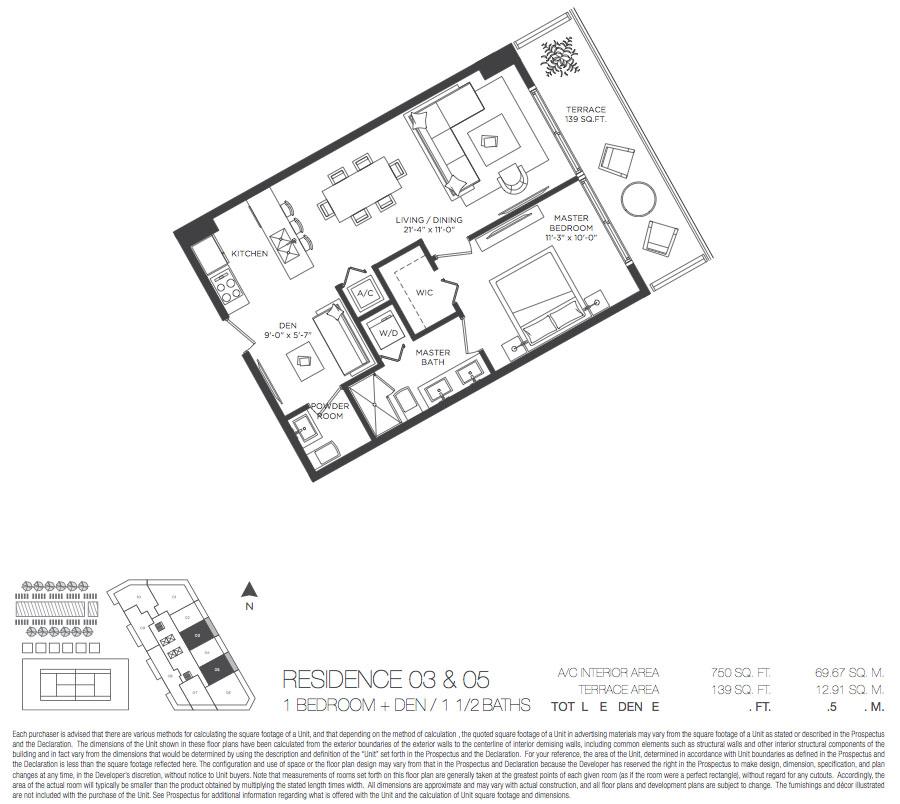 Paraiso Bayviews - Floorplan 4