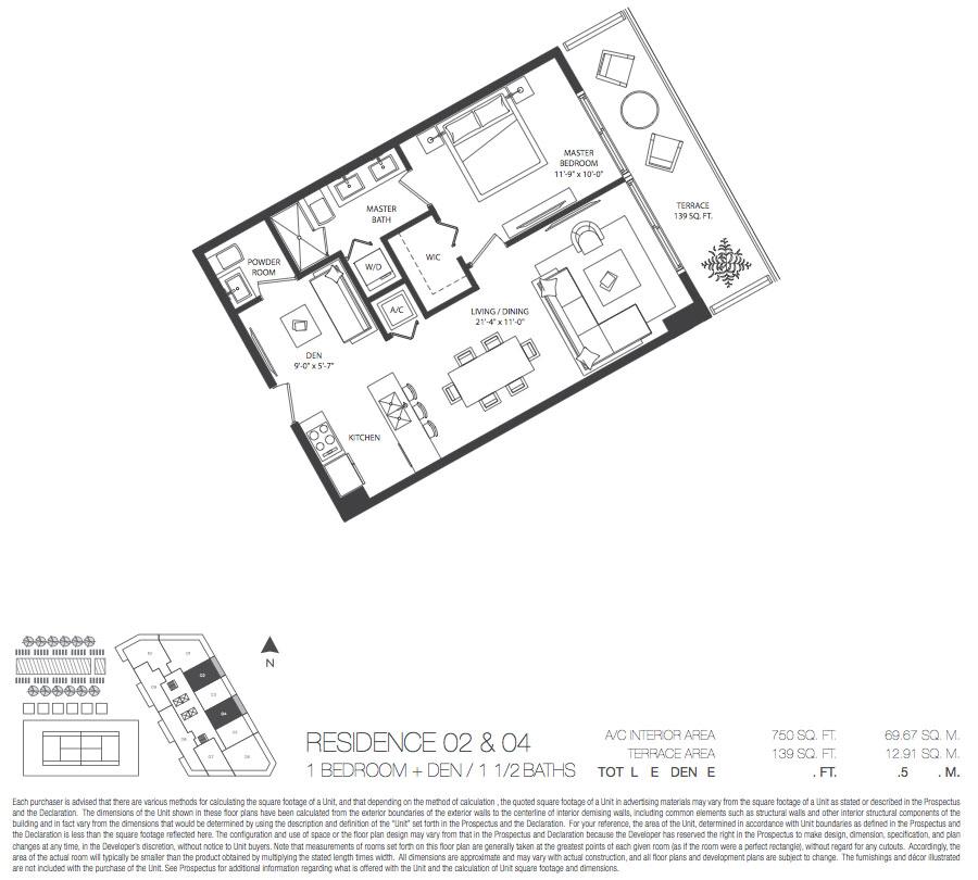 Paraiso Bayviews - Floorplan 5