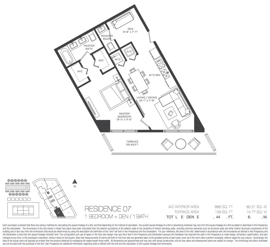 Paraiso Bayviews - Floorplan 6