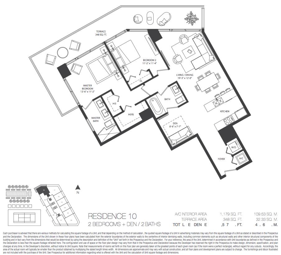 Paraiso Bayviews - Floorplan 8