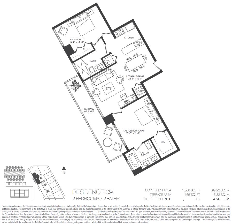 Paraiso Bayviews - Floorplan 9