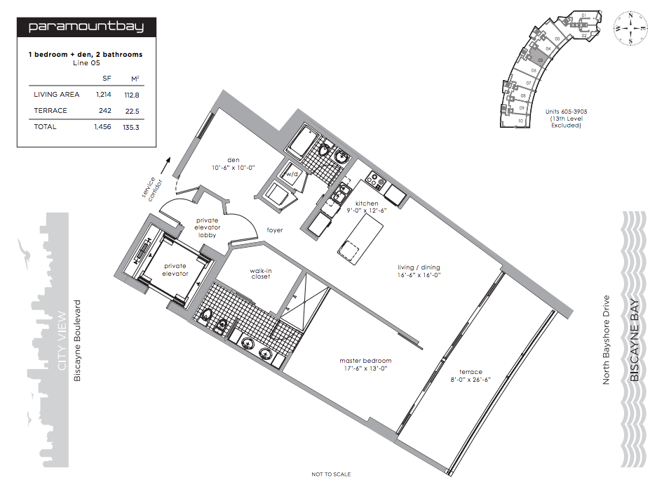 Paramount Bay - Floorplan 4