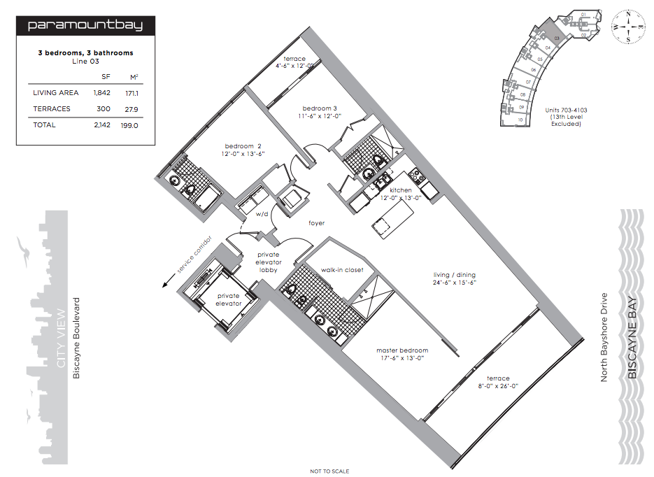 Paramount Bay - Floorplan 5