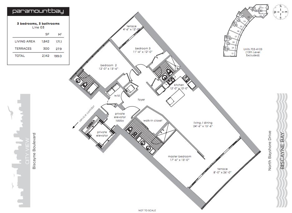 Paramount Bay - Floorplan 5