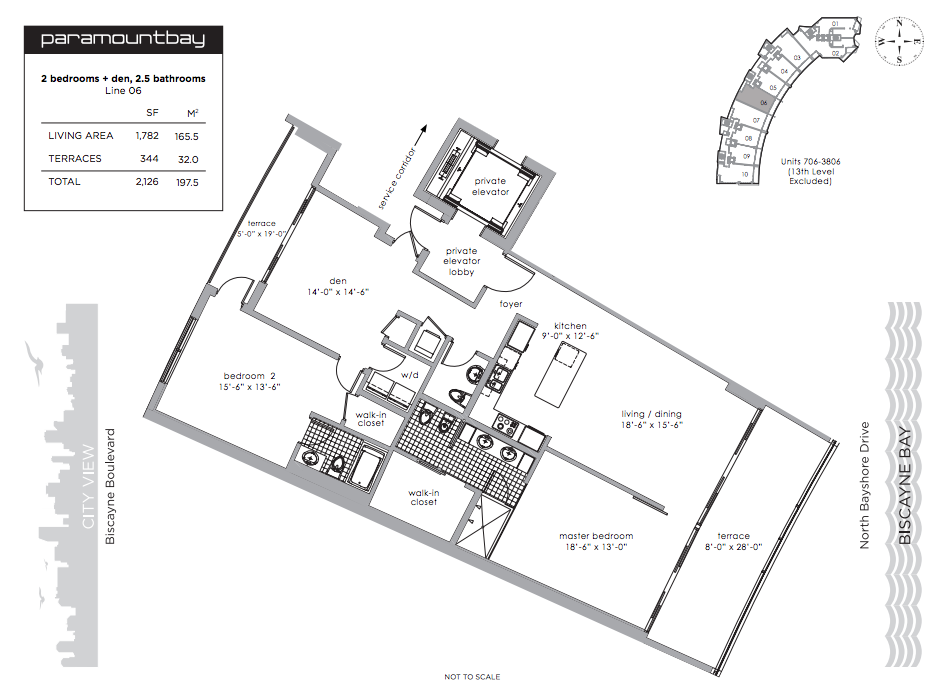 Paramount Bay - Floorplan 6