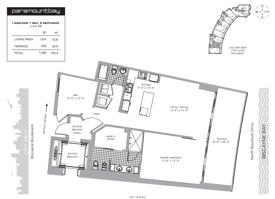 Paramount Bay - Floorplan 7