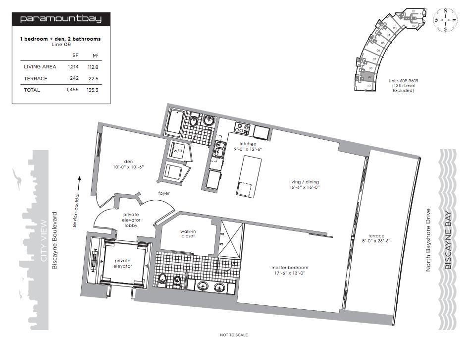 Paramount Bay - Floorplan 7