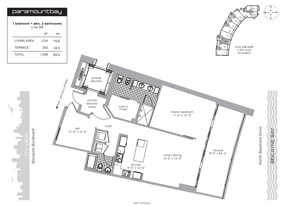 Paramount Bay - Floorplan 8