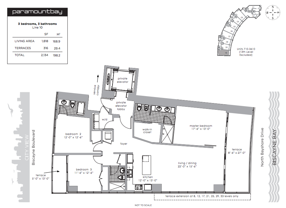 Paramount Bay - Floorplan 10