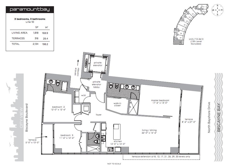 Paramount Bay - Floorplan 10
