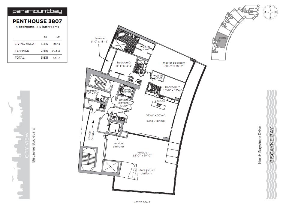 Paramount Bay - Floorplan 11