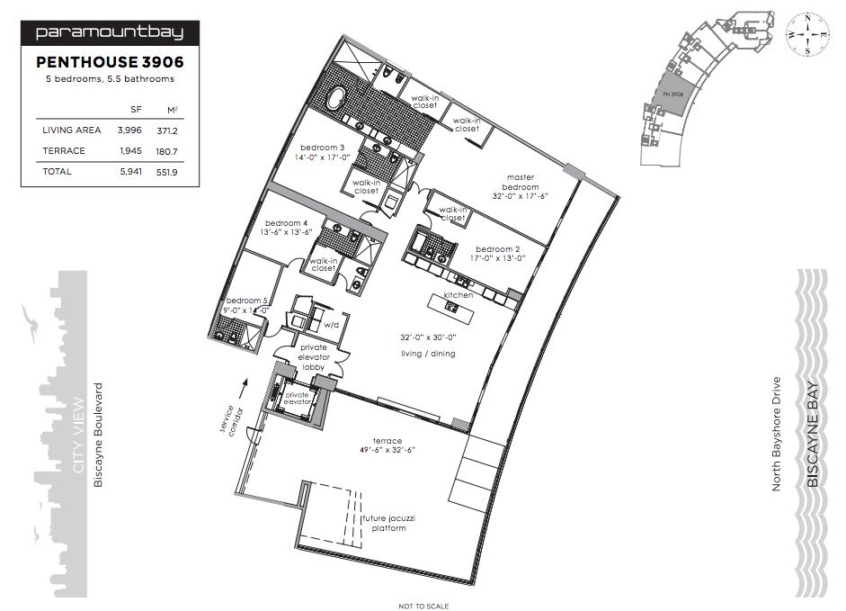 Paramount Bay - Floorplan 12