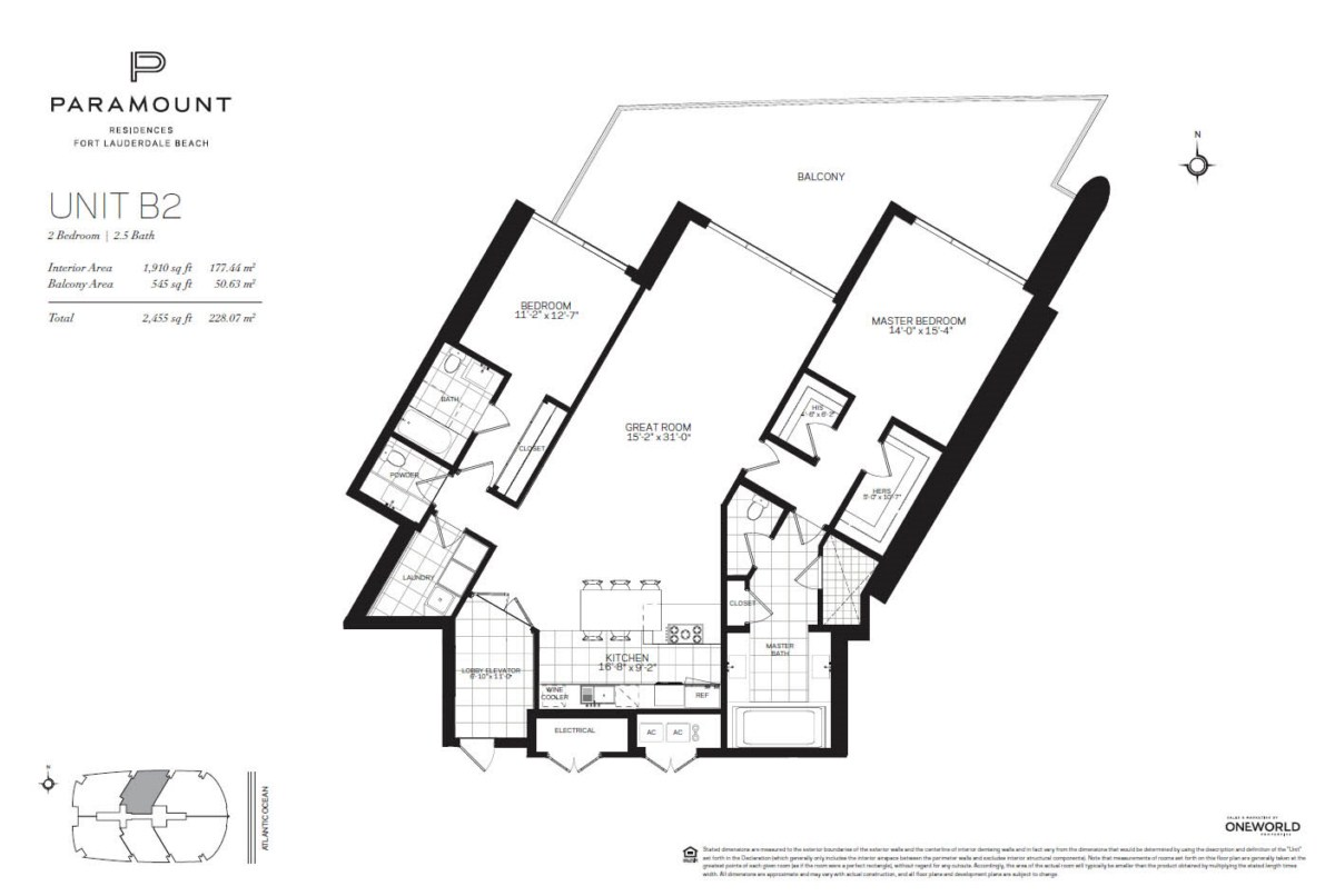 Paramount Residences - Floorplan 2
