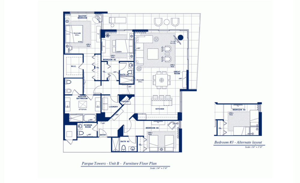 Parque Towers - Floorplan 2