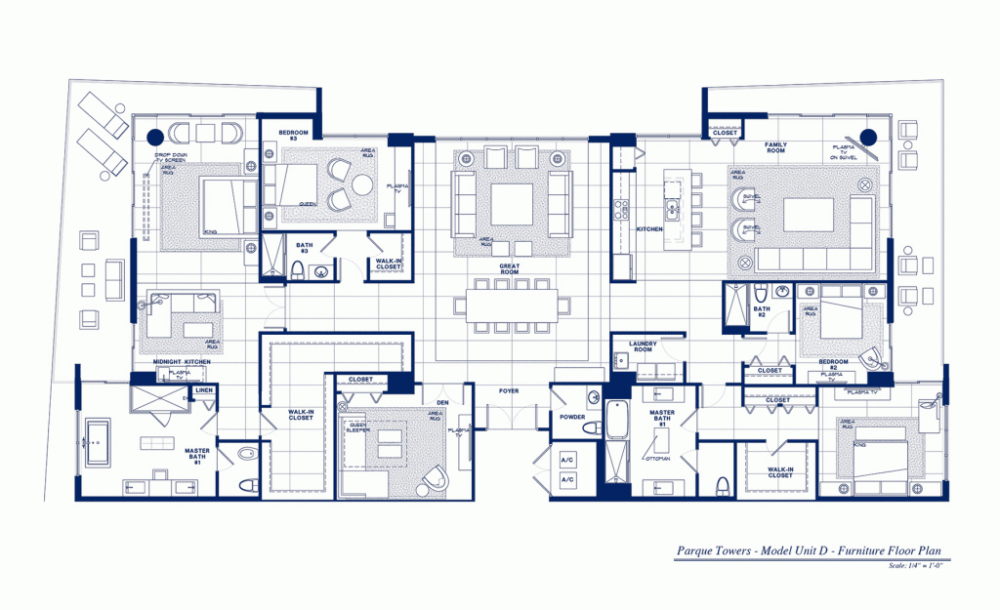 Parque Towers - Floorplan 3