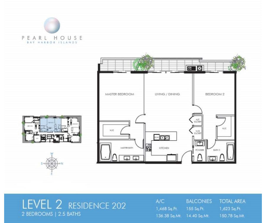 Pearl House - Floorplan 3