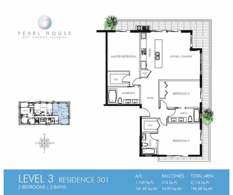 Pearl House - Floorplan 4