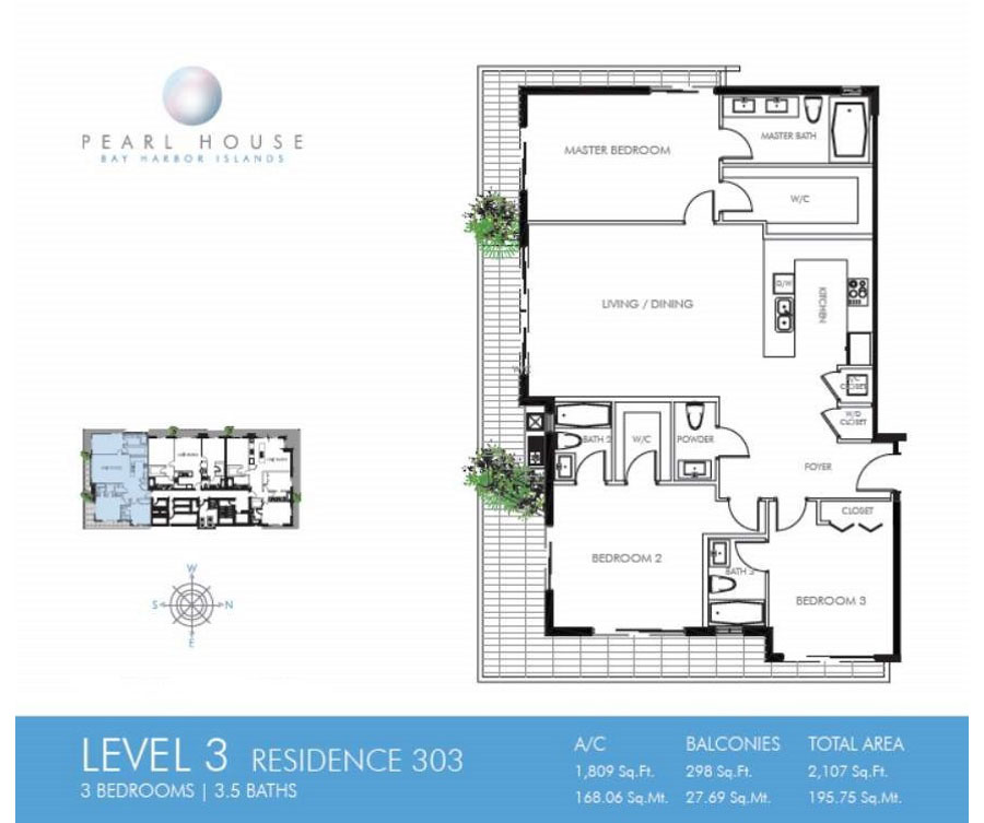 Pearl House - Floorplan 6