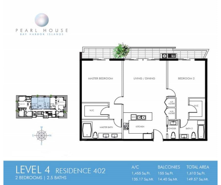 Pearl House - Floorplan 7