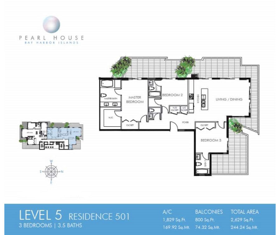 Pearl House - Floorplan 8