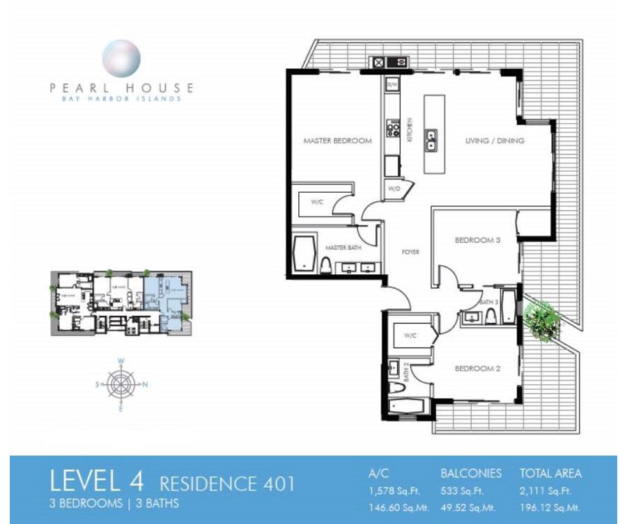 Pearl House - Floorplan 9