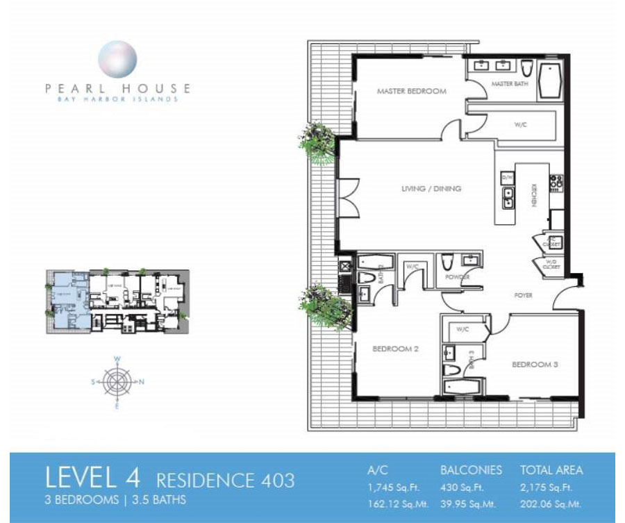 Pearl House - Floorplan 11